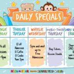Hide n Seek Daily Specials