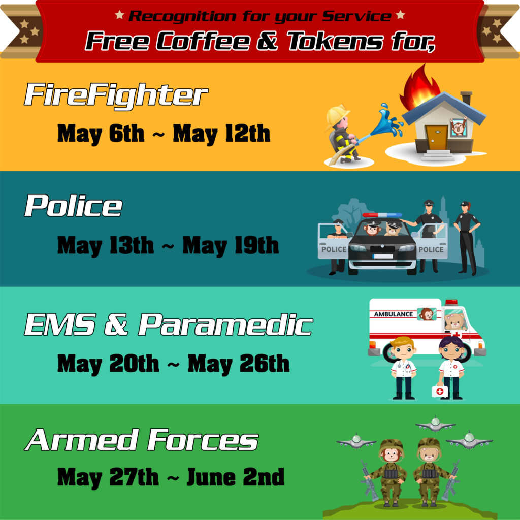 Service Officers Poster(4ea)-2